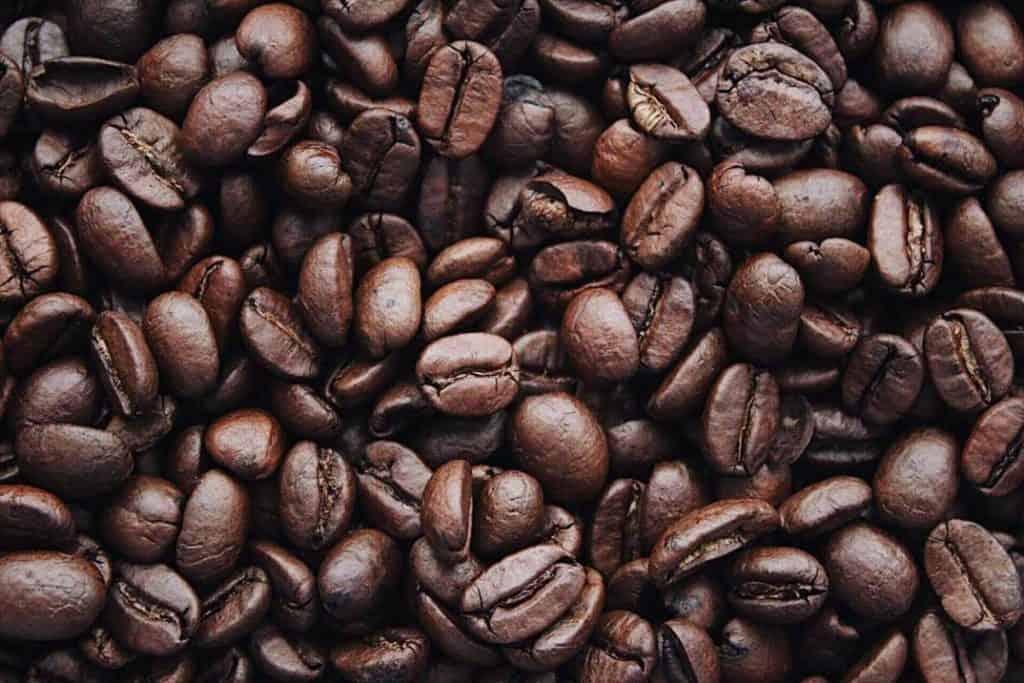 Coffee beans (caffeine)