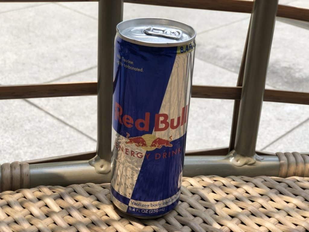 Is Red Bull gluten-free?