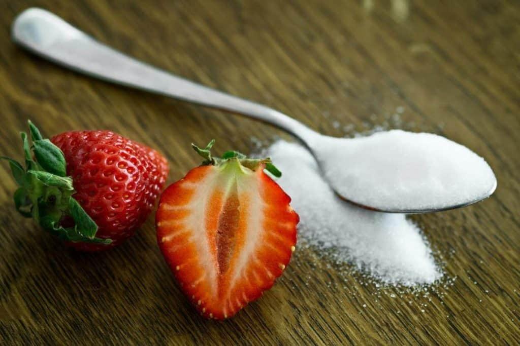 Fine powder of sucralose