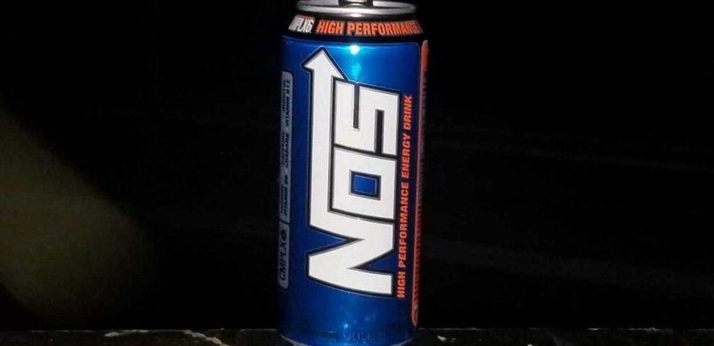 NOS original flavor in a can.