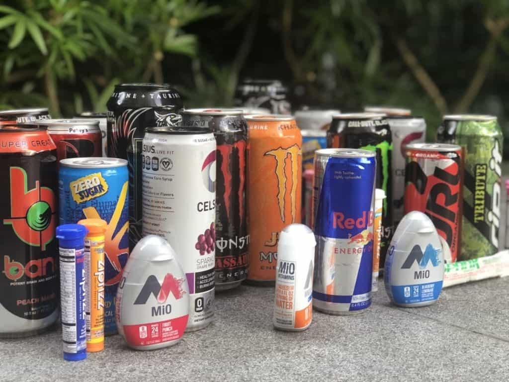 Alternatives For AMP Energy Drink