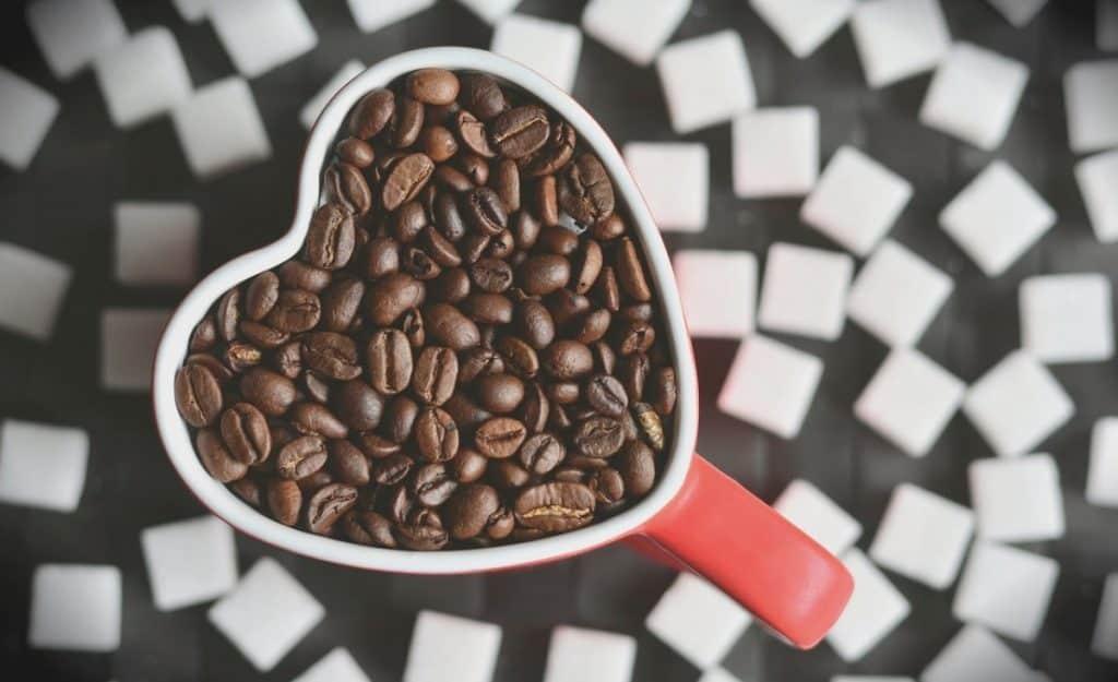 Caffeine & Sugar in Red Bull