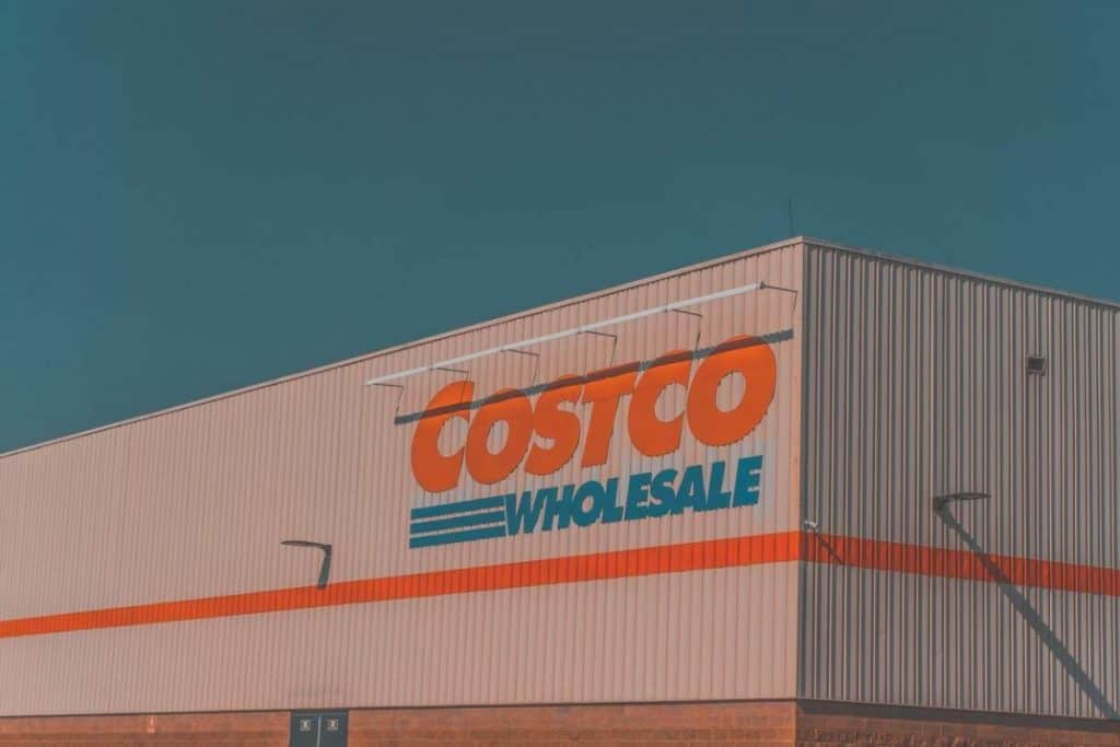 A picture of COSTCO store building.