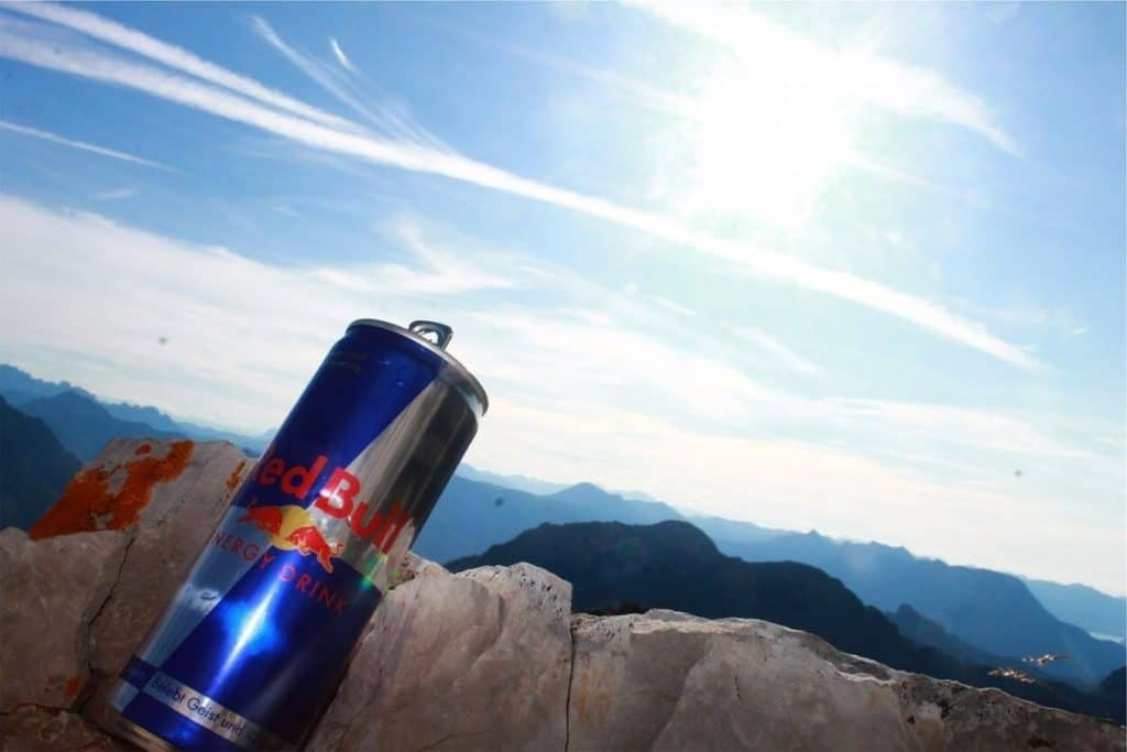How long does the effect of Red Bull last?
