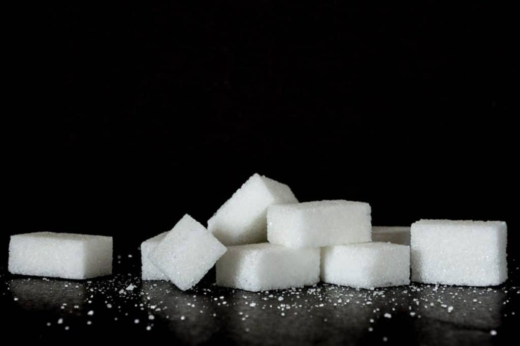 How much sugar does Red Bull contain?