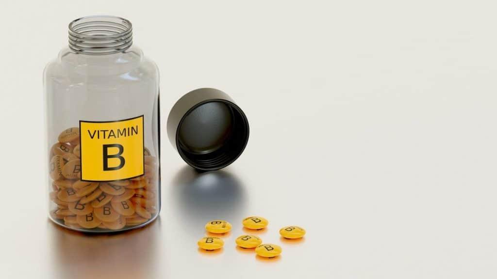B-vitamins in Red Bull