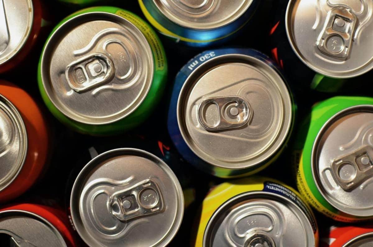 Energy drinks similar to 3D Energy