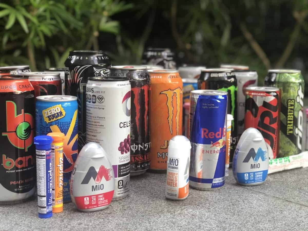 Alternative Choices For Monster Energy