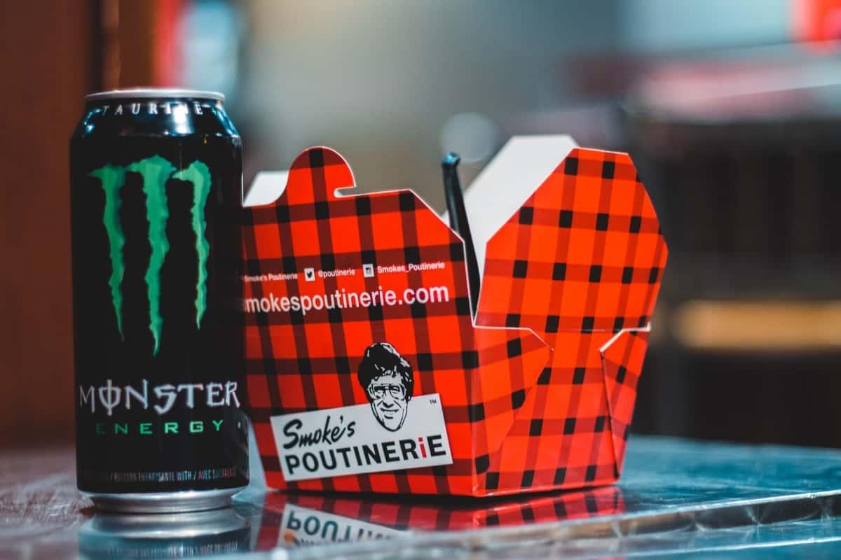 Calorie in Monster Energy Drink