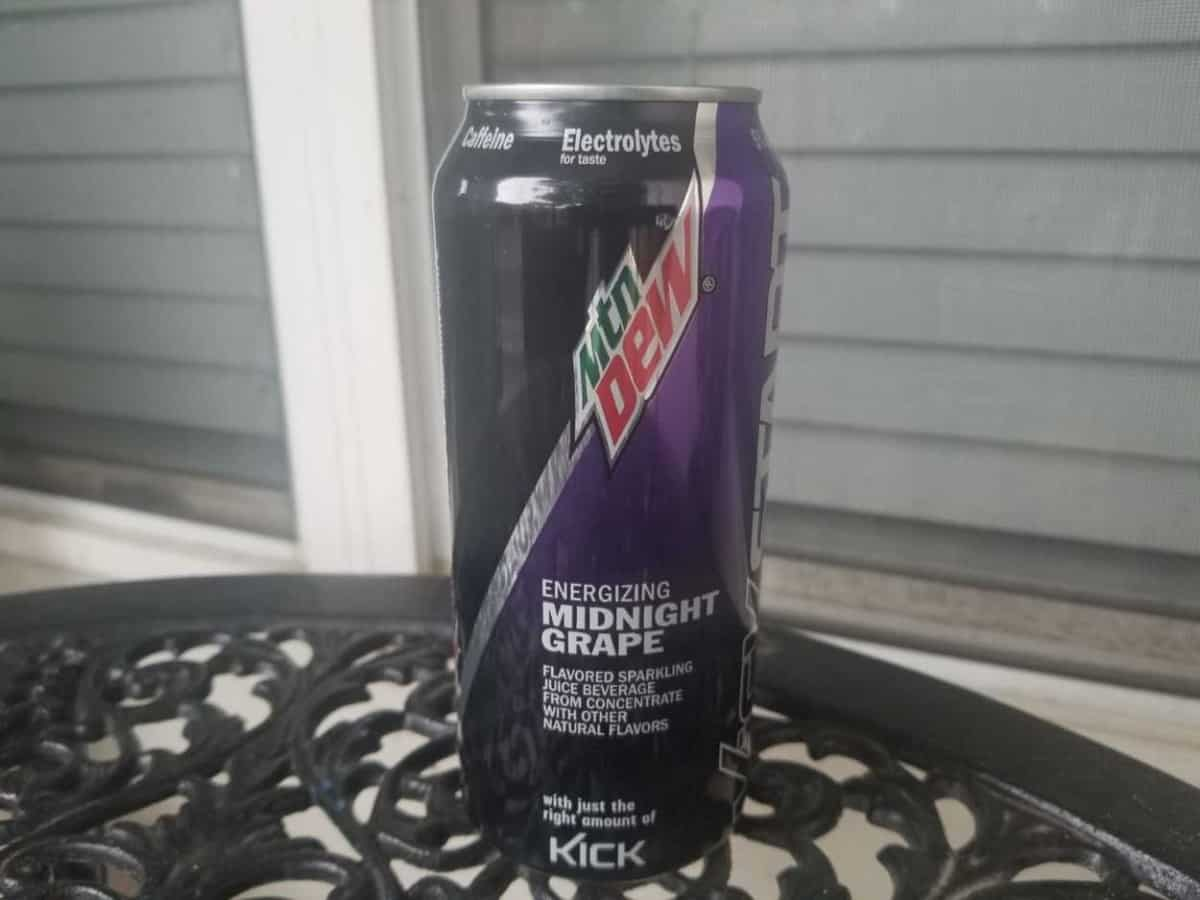 How Many Mountain Dew Kickstarts Can I Drink In A Day?