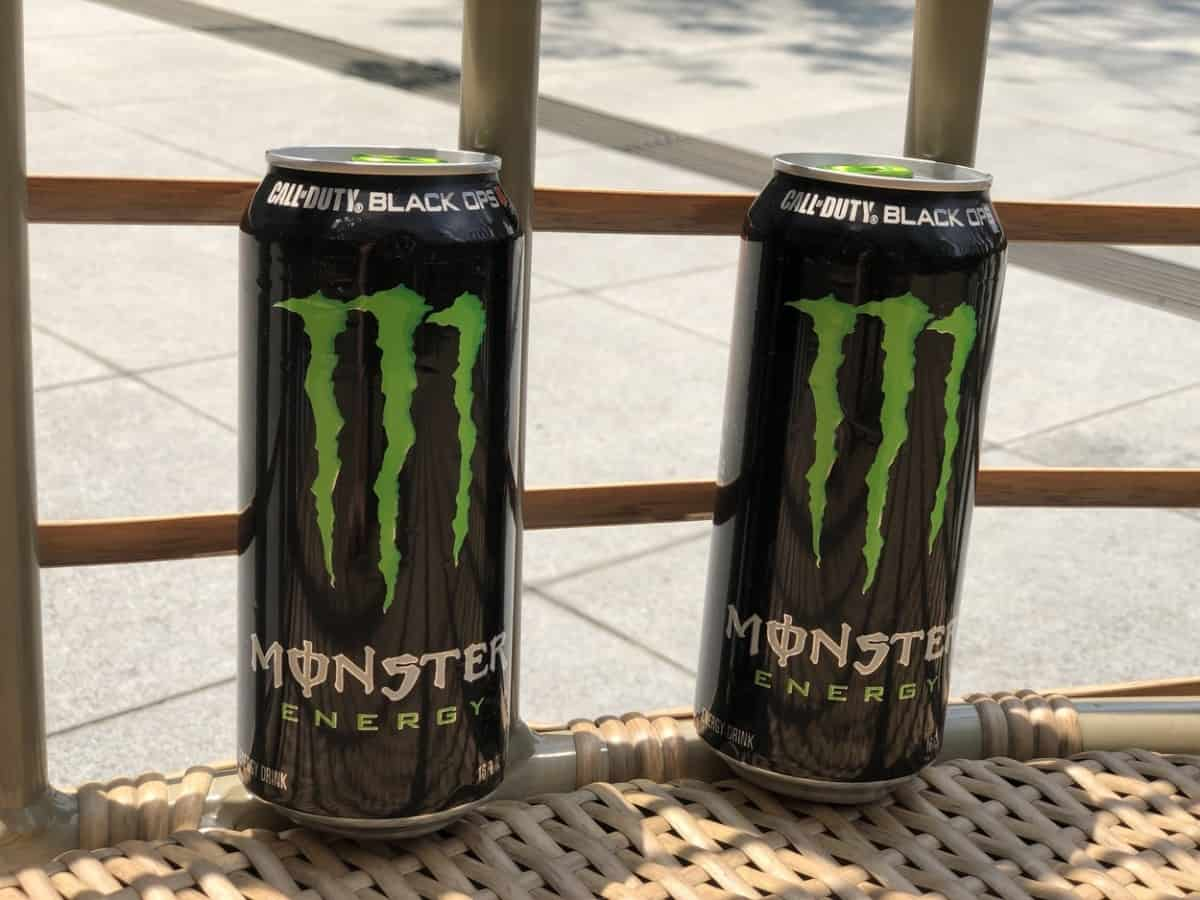 Price of Monster Energy Drink