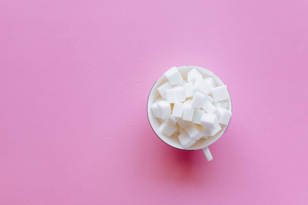 Sugar in AMP energy drink