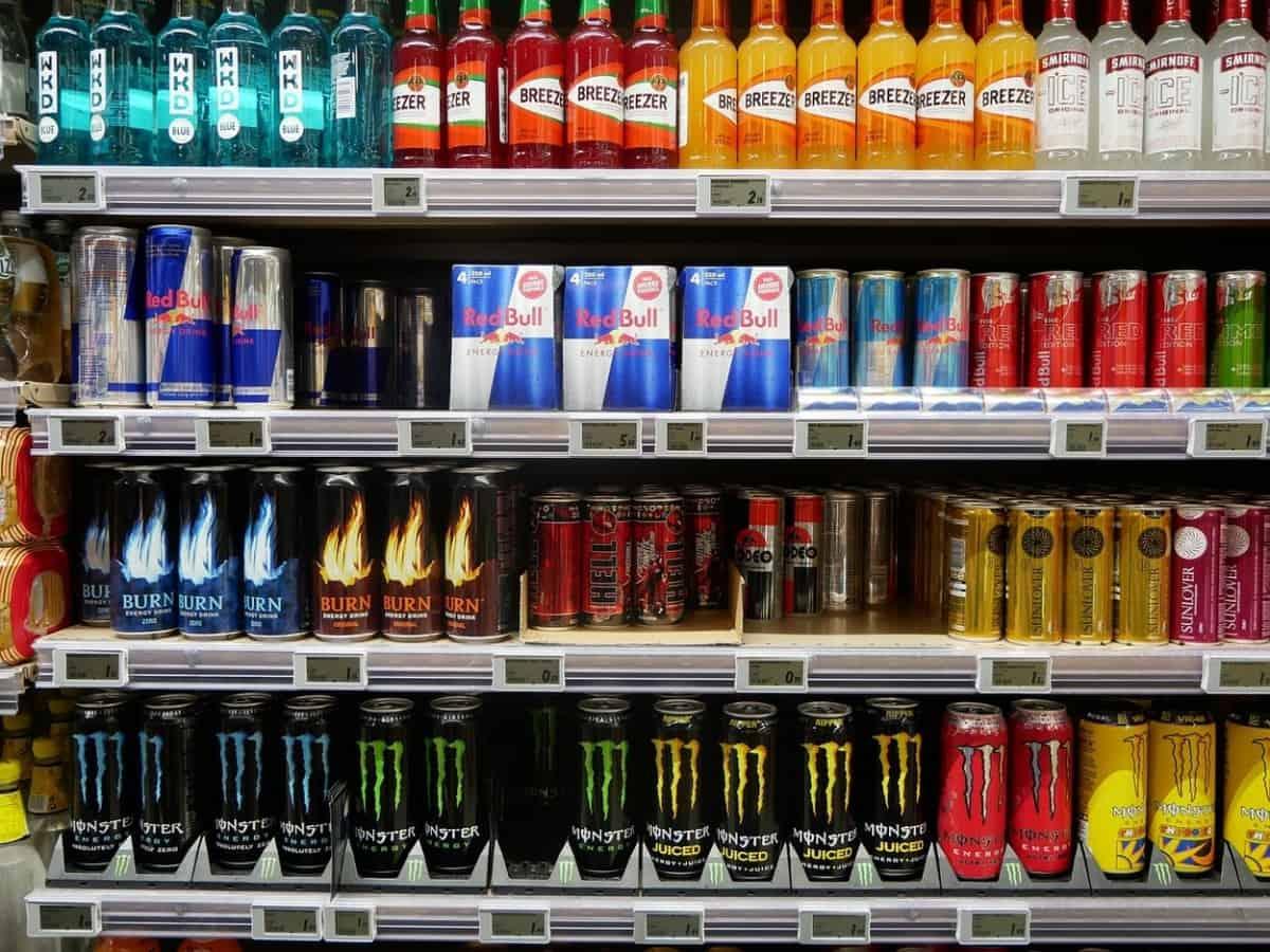 Alternatives For Monster Energy Drink