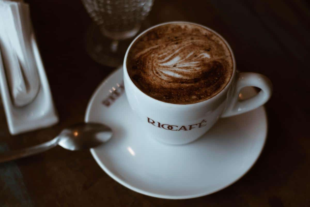 Coffee contains caffeine that gives you instant energy.