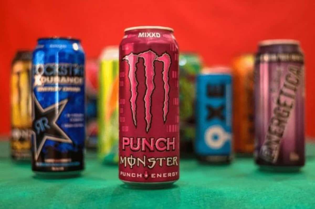 Monster punch energy drink