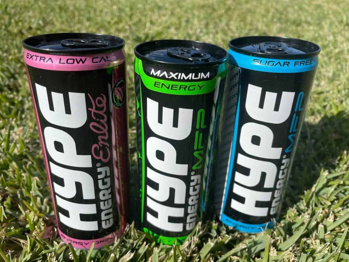 Hype Energy Drink