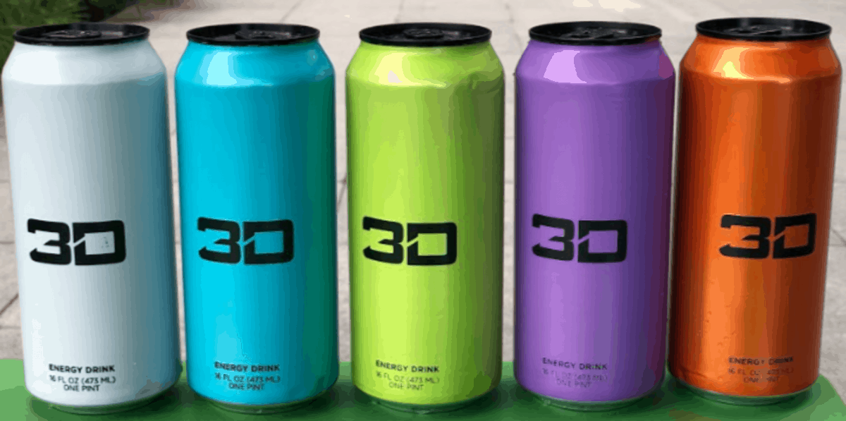 Is 3D Energy Drink Vegan? (Truth of the Matter)