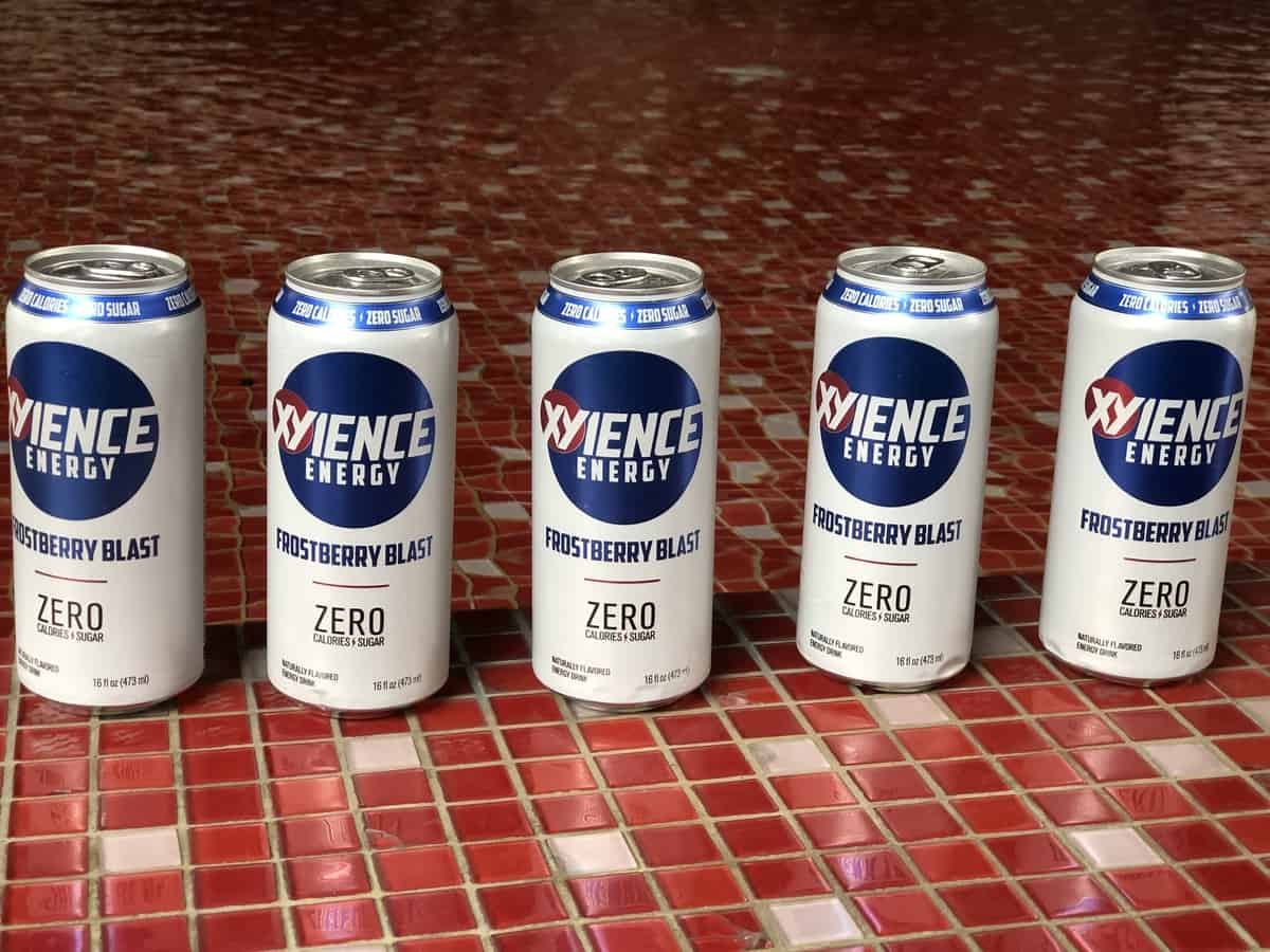 Xyience energy drink