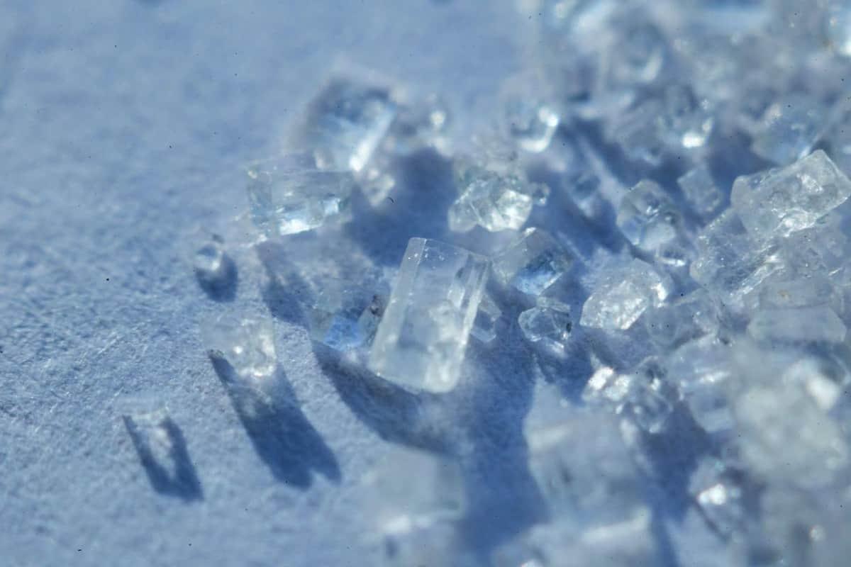 A photo of sugar